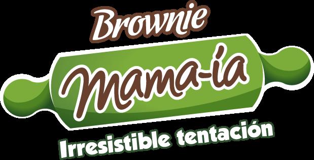 Brownie Mama-ia Retina Logo