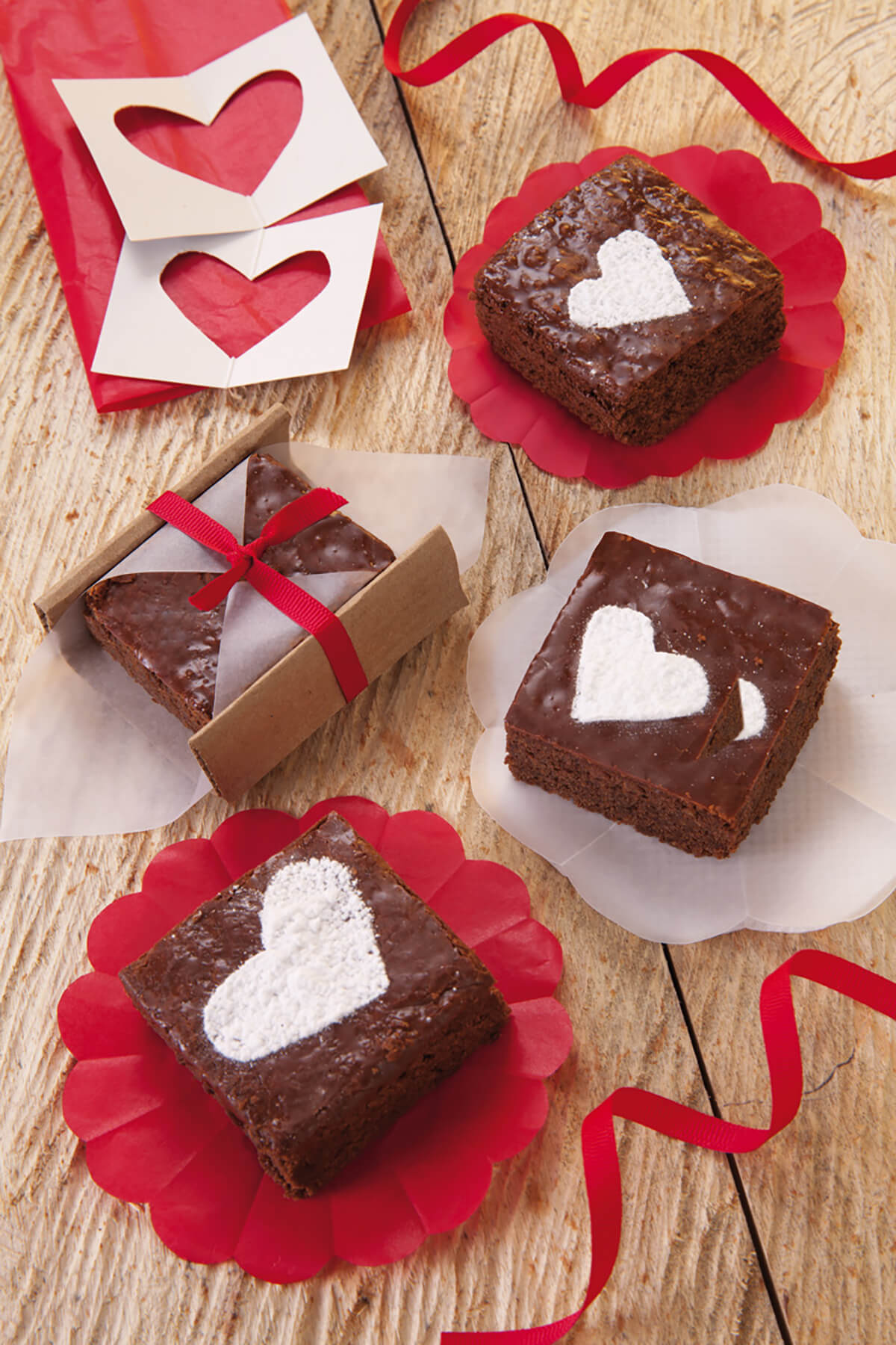 Brownies Puro Amor - Brownie Mama-ia