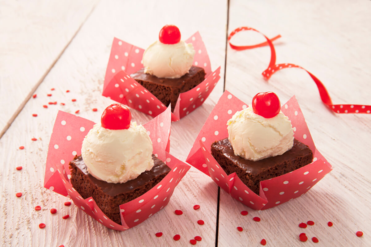 Brownie Acerezado 2 - Brownie Mama-ia