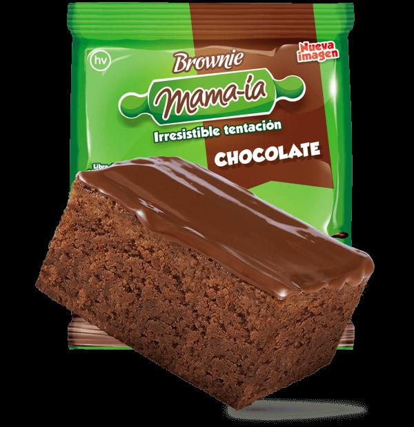 Brownie Chocolate - Brownie Mama-ia