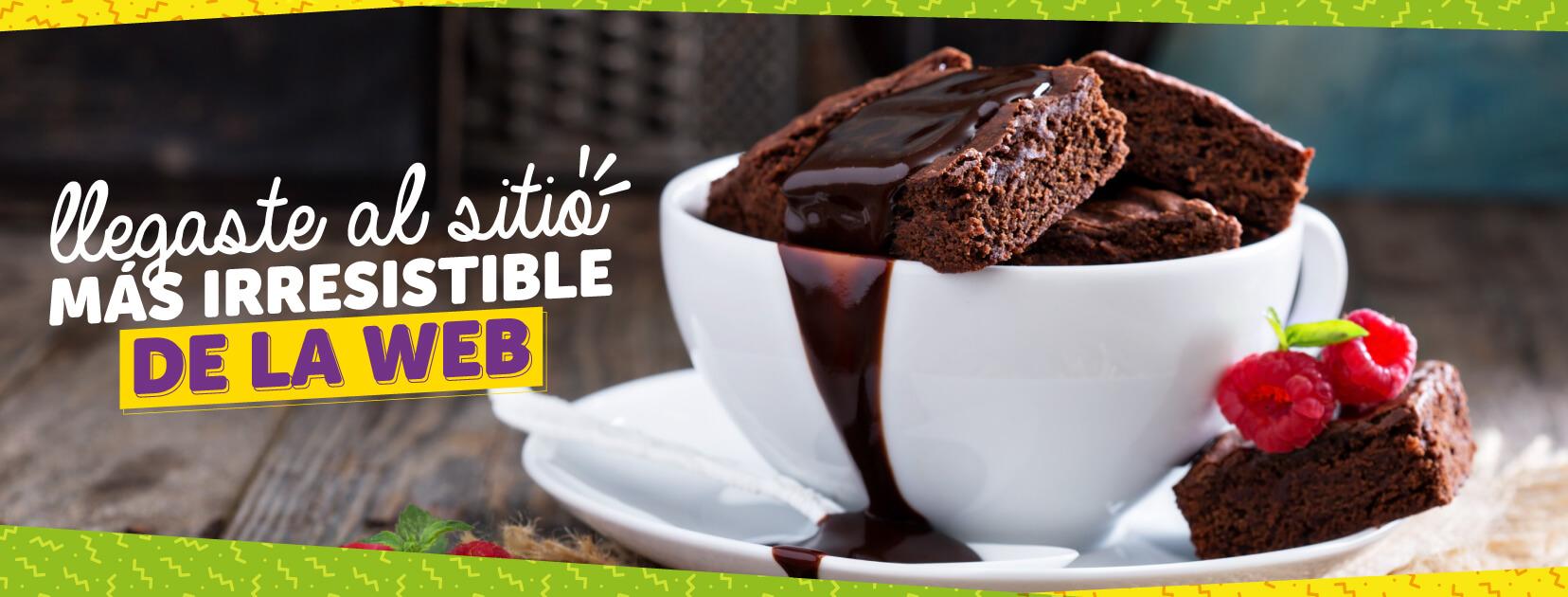 Brownie Mama-ia – Irresistible Tentación